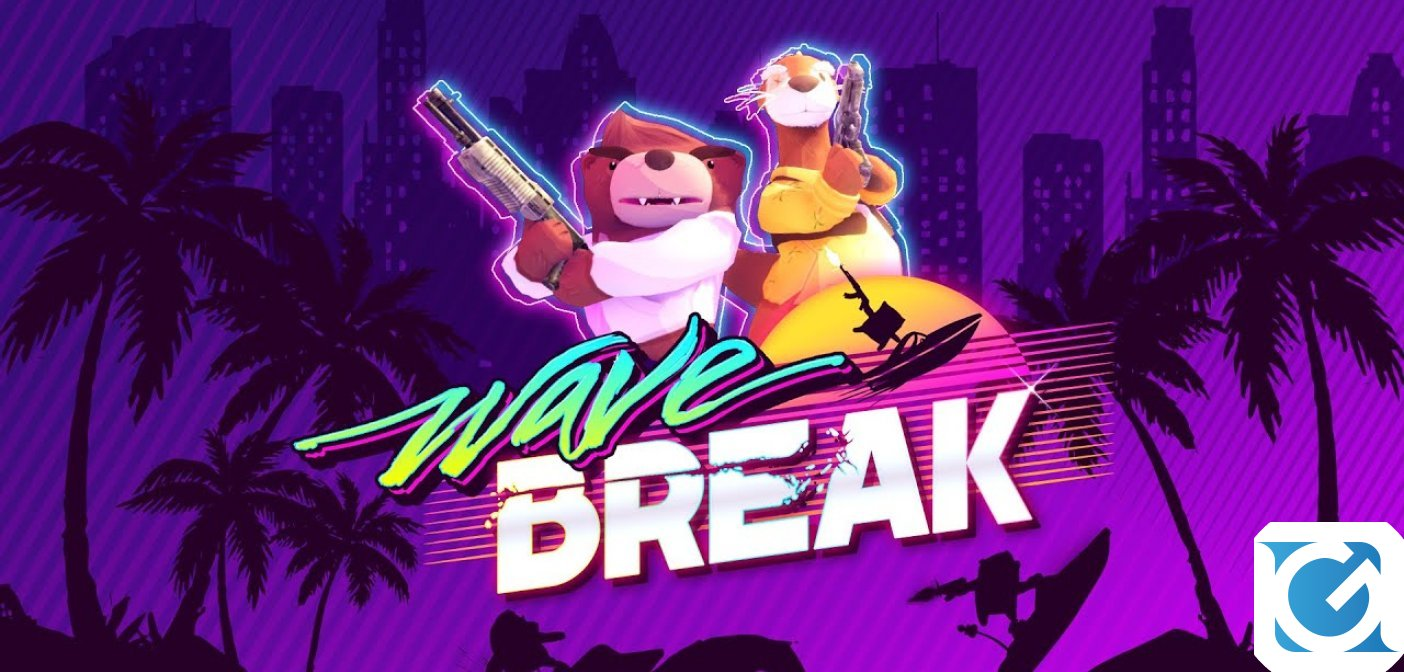 Wave Break è disponibile su Google Stadia