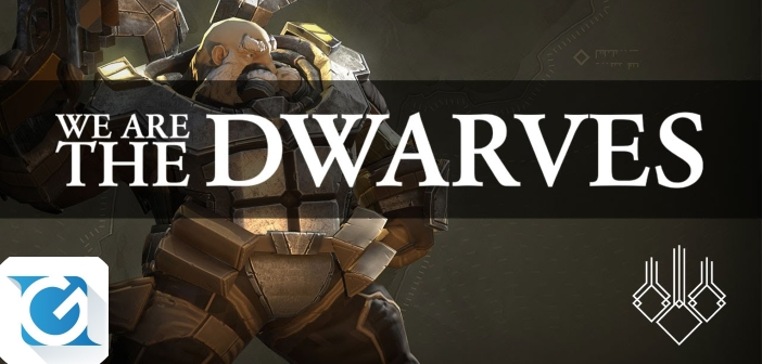 We Are The Dwarves e' disponibile per XBOX One