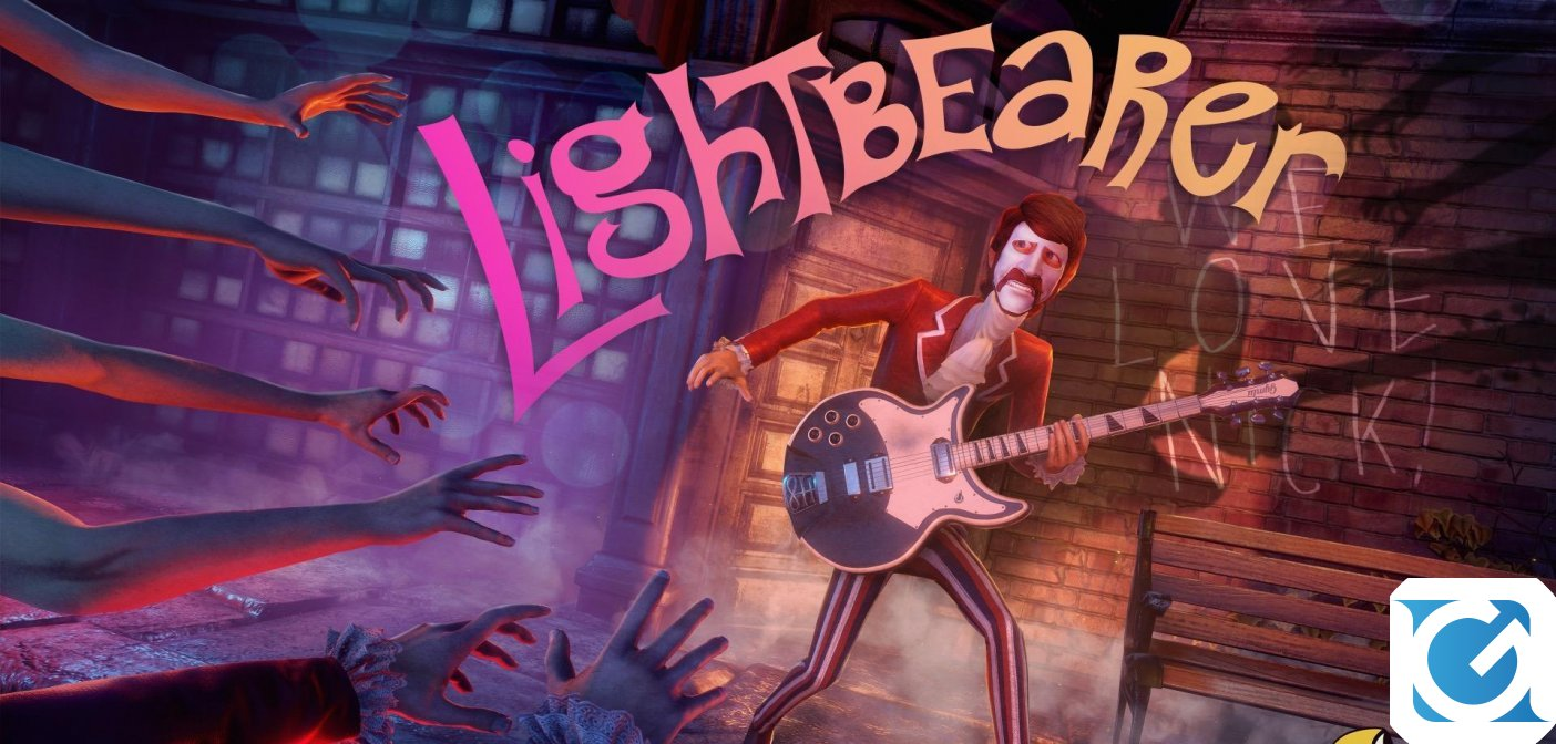 Recensione Lightbearer - We Happy Few torna con un DLC decisamente Rock & Roll!