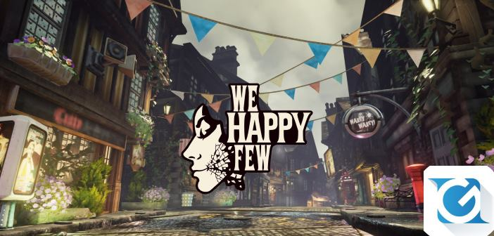 We Happy Few arriva il 10 agosto: nuovo trailer