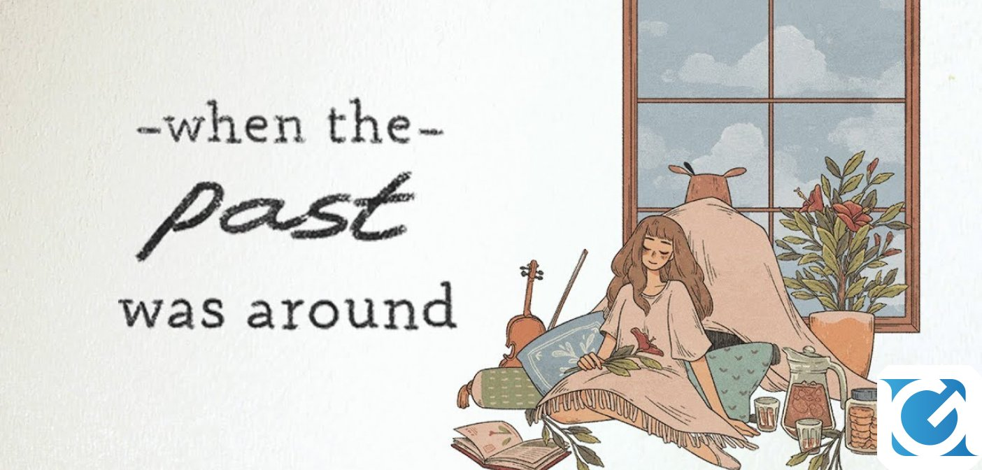 When the Past was Around è disponibile su PC, arriverà su console a novembre
