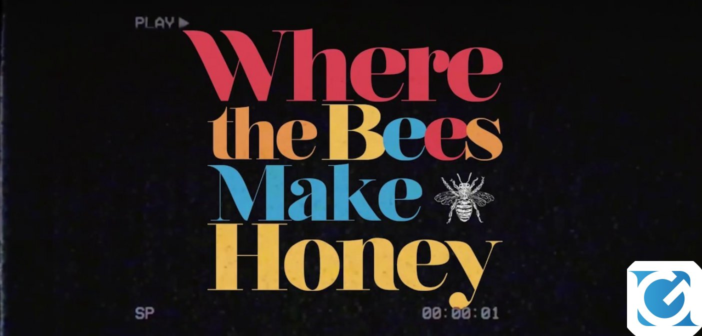 Where the Bees Make Honey arriva su Switch il 17 ottobre