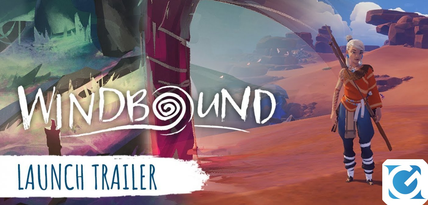 Windbound è finalmente disponibile su PC e console