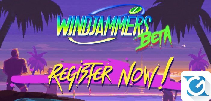 Aperte le iscrizioni alla closed beta di Windjammers Online per Playstation 4