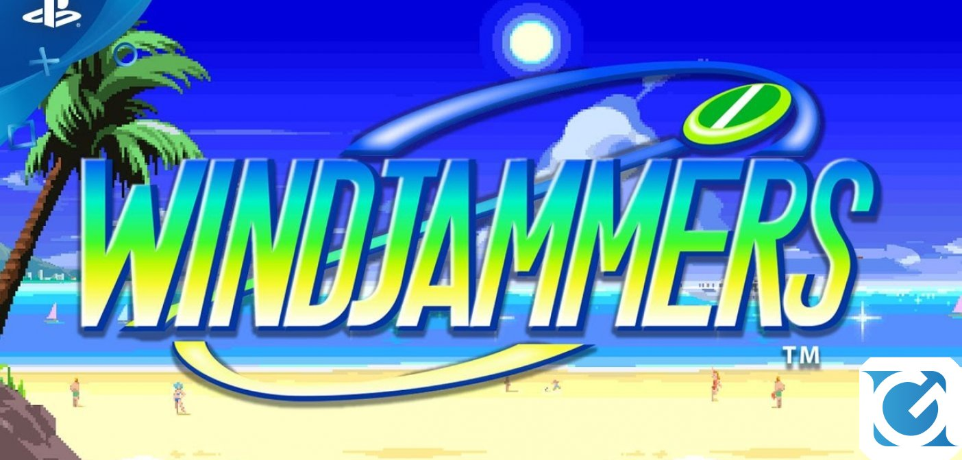 Windjammers è disponibile per Nintendo Switch
