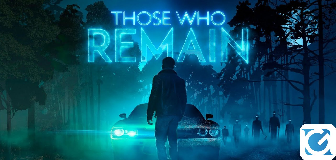 Wired Productions e Camel 101 pubblicheranno Those Who Remain