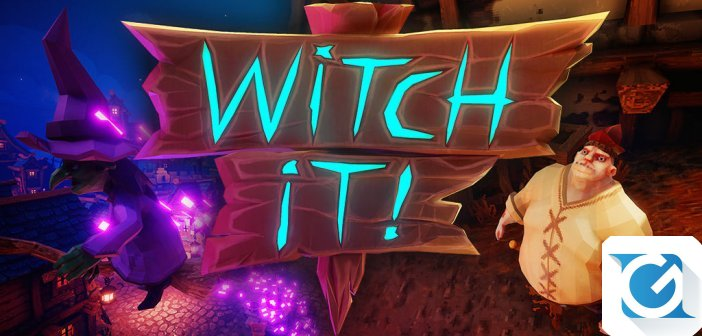 Arriva il primo titolo multiplayer per Daedalic Entertainment: Witch It!