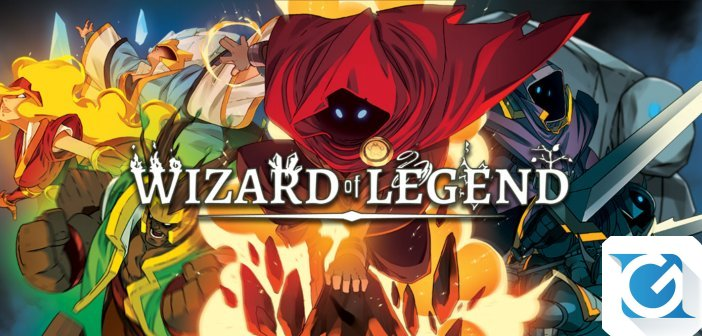 Wizard of Legend e' disponibile su console e PC