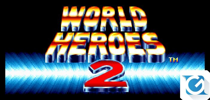 World Heroes 2 arriva su XBOX One