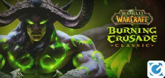 World of Warcraft: Burning Crusade Classic arriva il 2 giugno