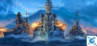 World of Warships lancia l'evento dedicato al Capodanno Lunare 2021