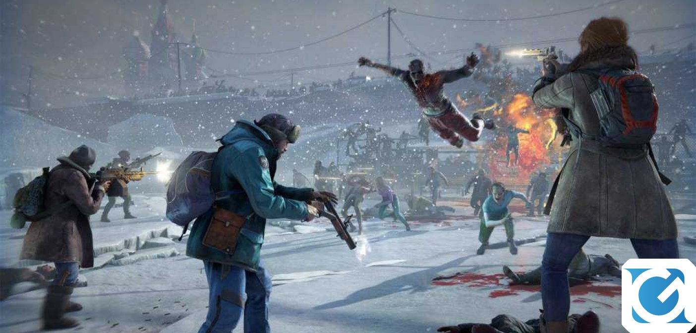 Nuovo trailer di gameplay per World War Z