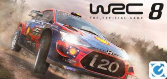 WRC 8 è disponibile per Nintendo Switch