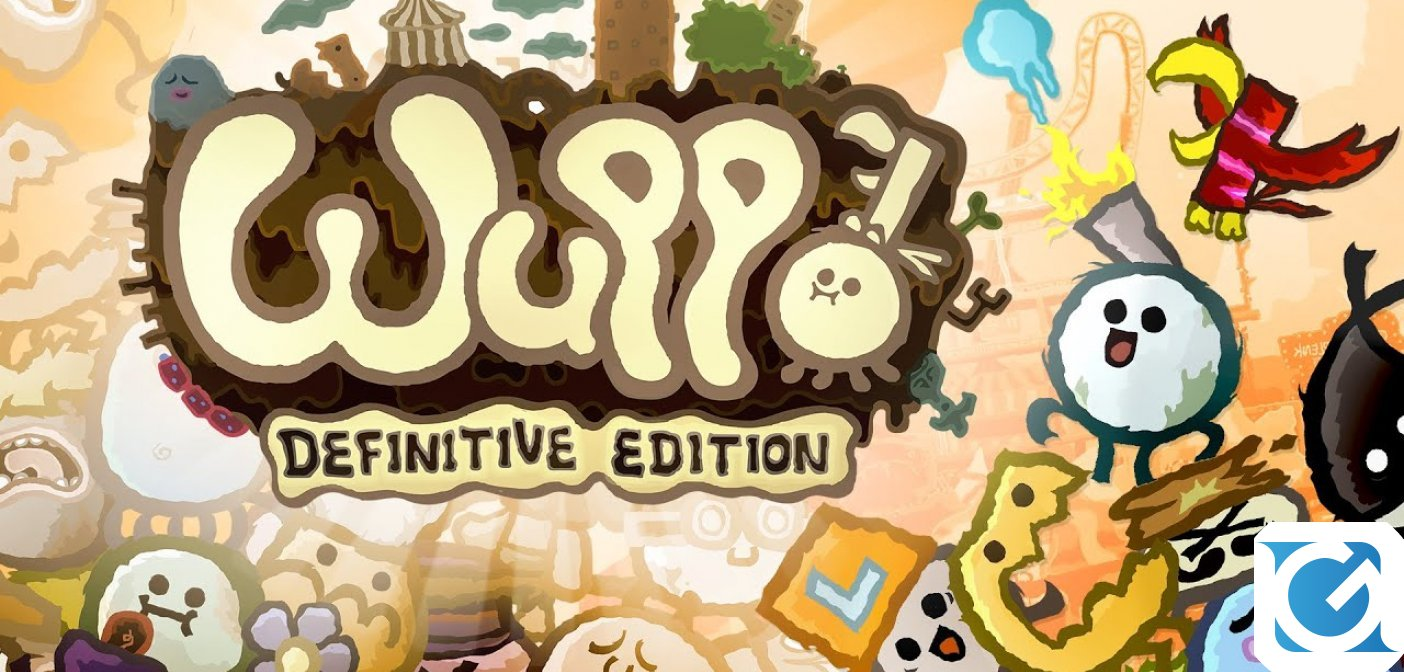 Wuppo Definitive Edition è disponibile su Steam