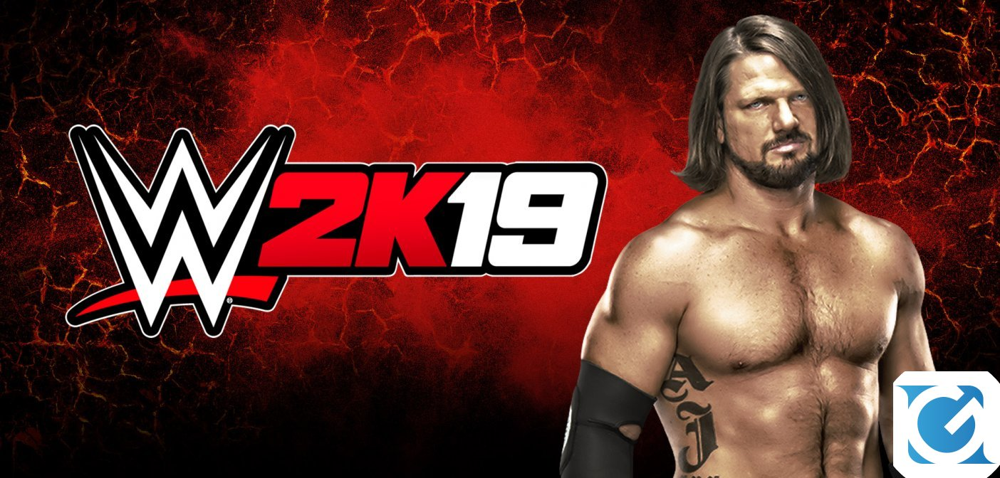 WWE 2K19 nuovo trailer: The Phenomenal One
