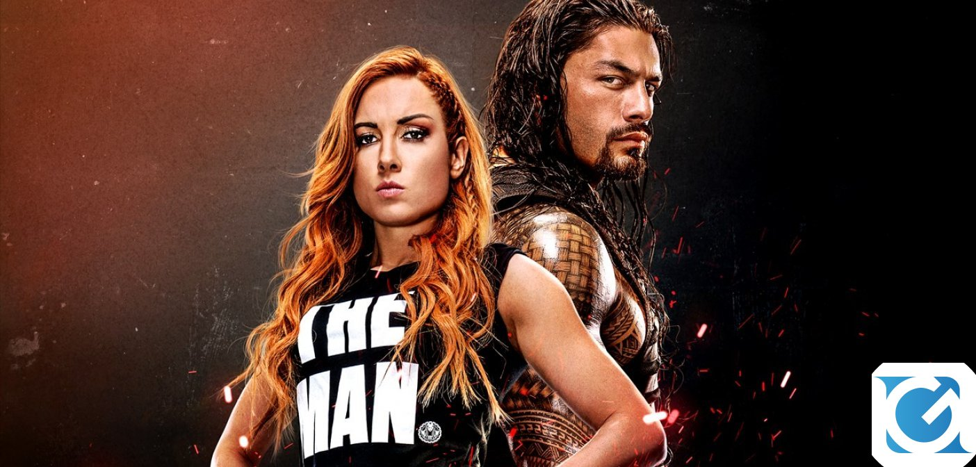 WWE 2K20 è finalmente disponibile per PC e console