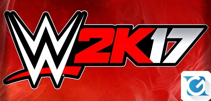 WWE2K17 e' disponibile per PC
