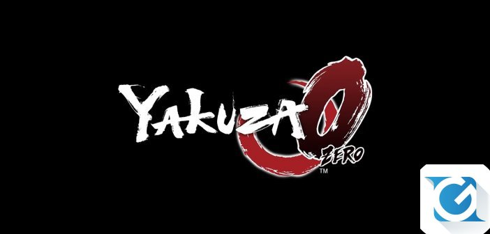Nuovo trailer per Yakuza Zero Song Of Life