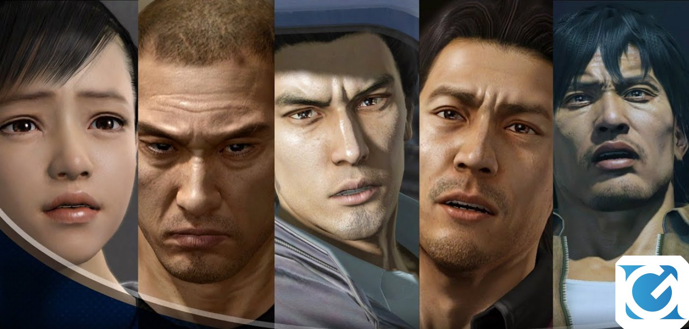 Yakuza 5 Remastered è disponibile
