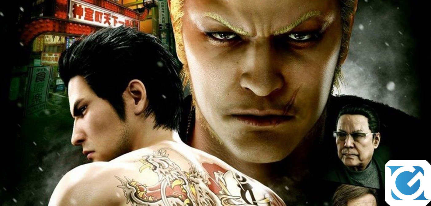 Yakuza Kiwami2 e' disponibile in occidente