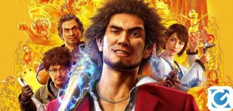 Yakuza: Like a Dragon è disponibile su Playstation 5