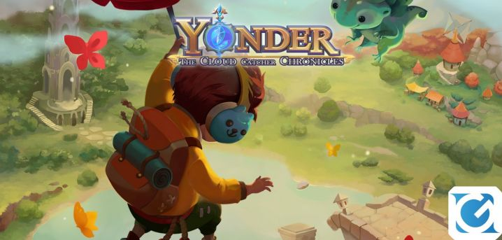 Recensione Yonder: The Cloud Catcher Chronicles per XBOX One - Un'avventura rilassante
