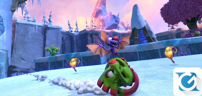 Team17 mostra un nuovo trailer gameplay per Yooka-Laylee
