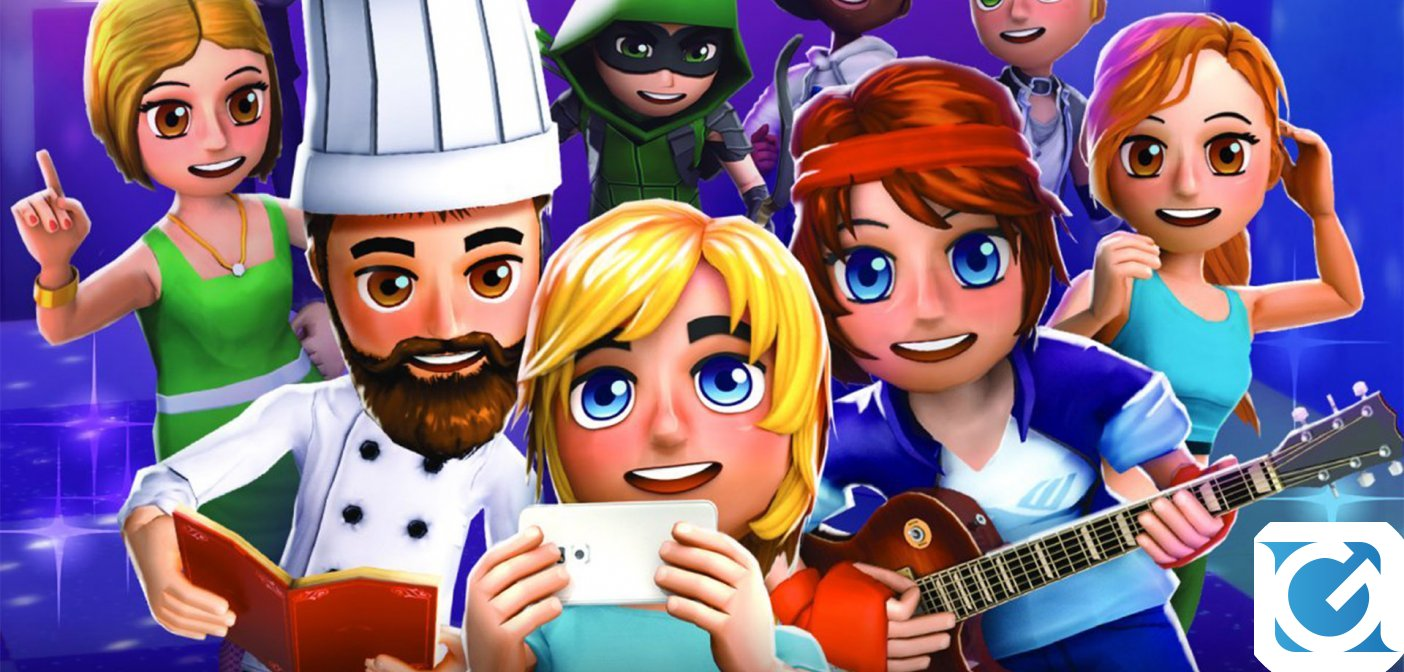 Youtubers Life è in arrivo su XBOX One, Playstation 4 e Switch
