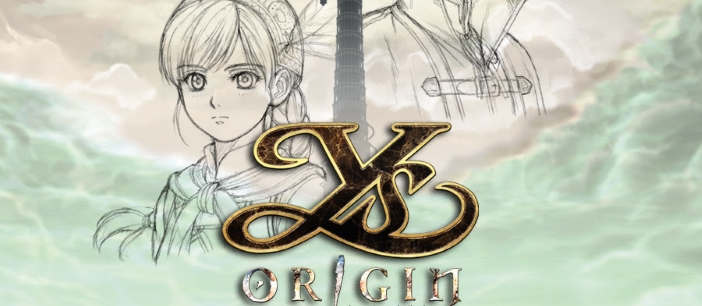 YS Origin e' disponibile per Playstation 4