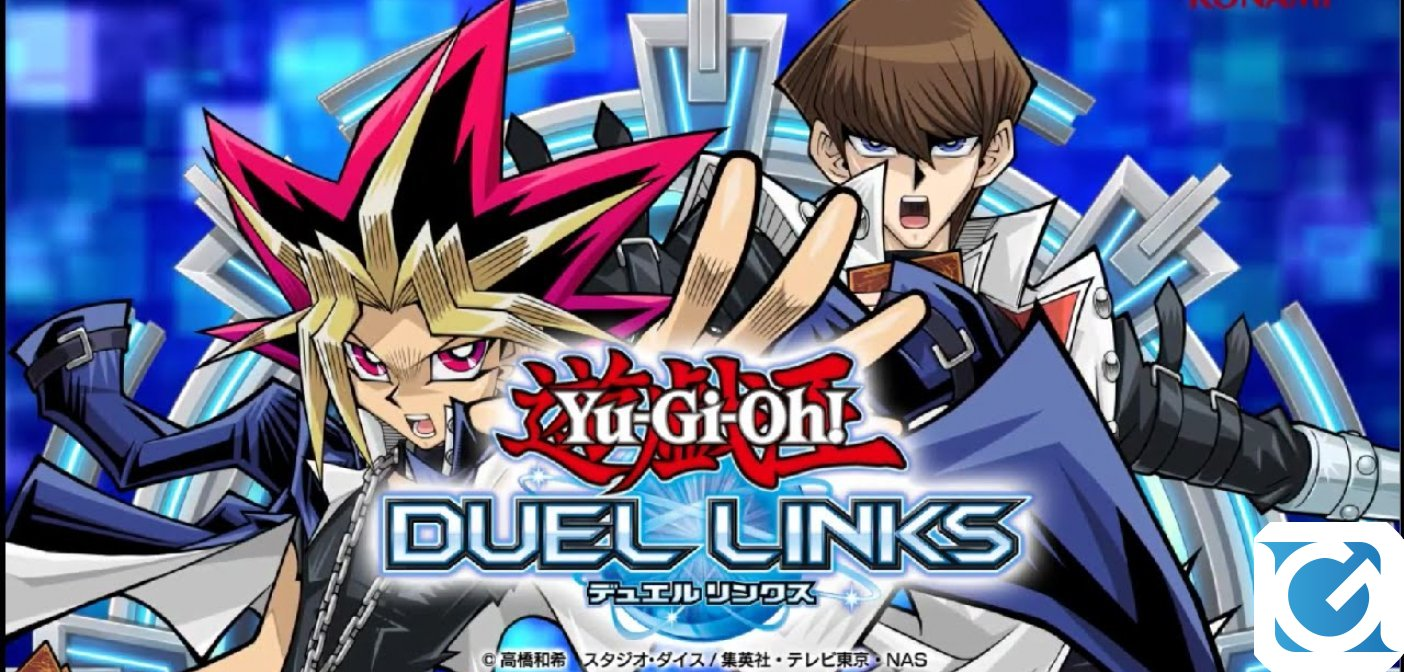 Nuovo record per Yu-Gi-Oh! Duel Links raggiunti i 90 milioni di download!
