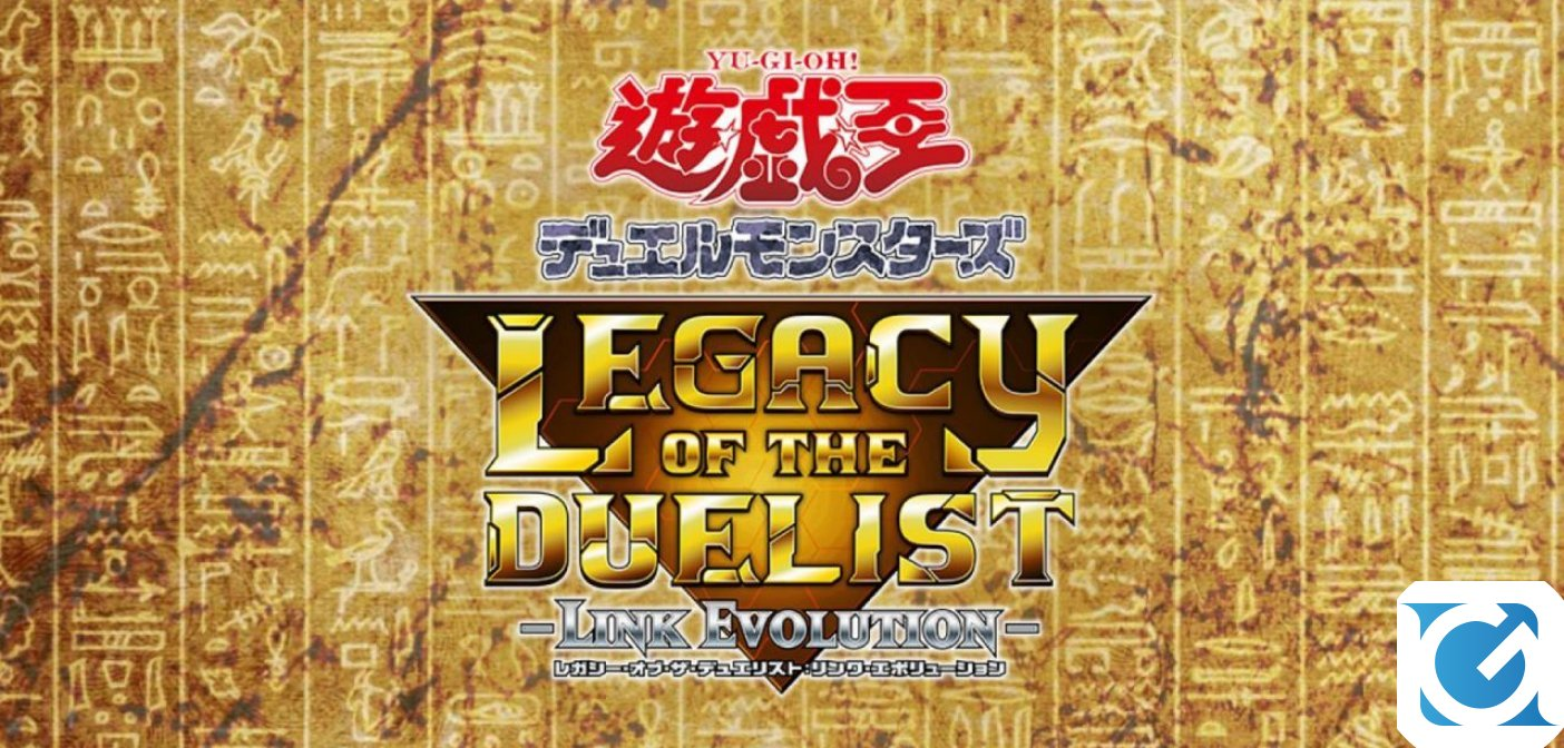 Konami: Yu-Gi-Oh! Legacy of the Duelist: Link Evolution uscirà in esclusiva Nintendo Switch il 20 agosto