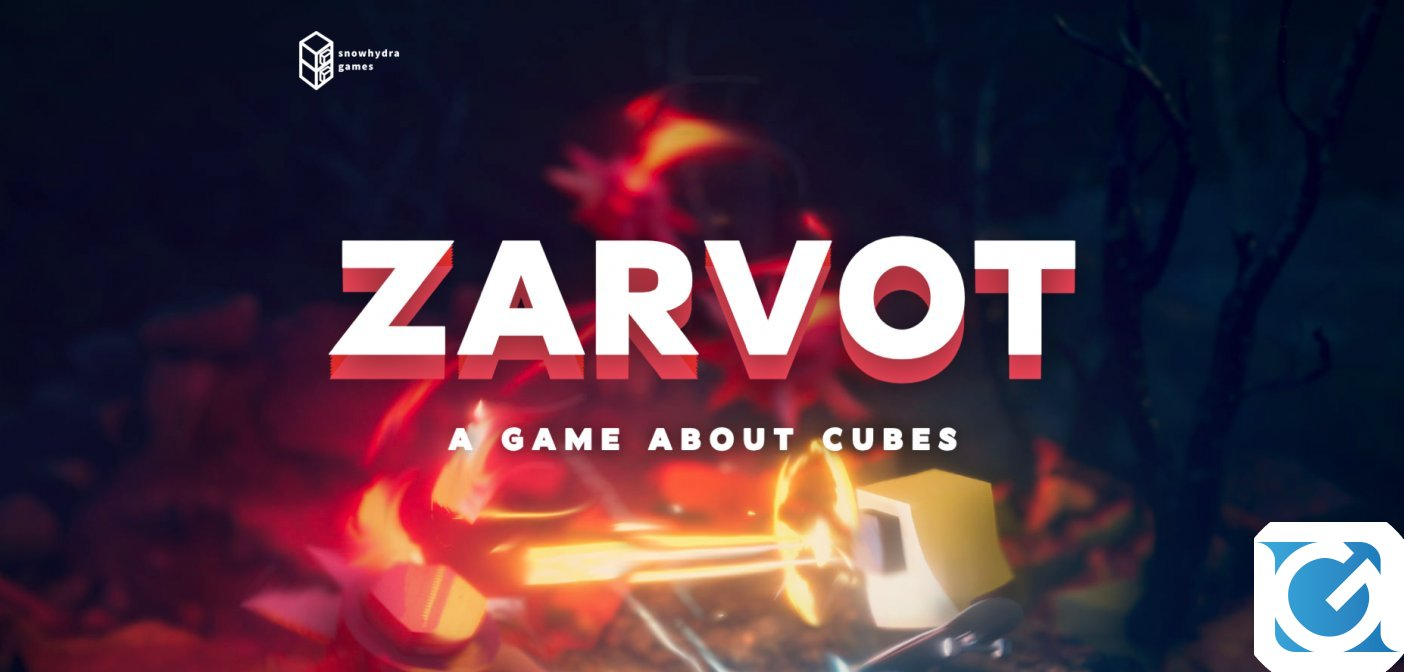 Zarvot è disponibile su Nintendo Switch