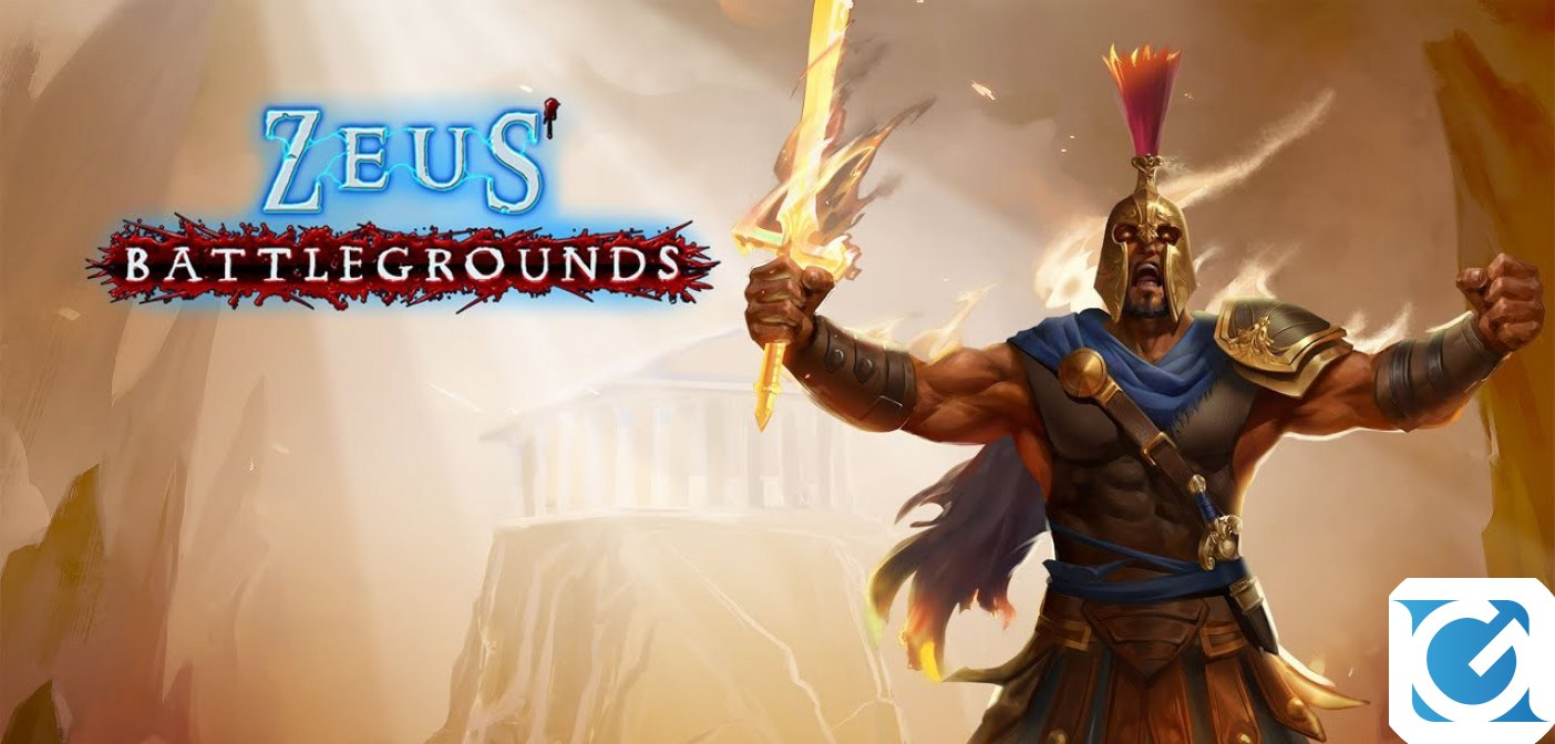 Annunciato Zeus' Battlegrounds: un battle royale all'arma bianca