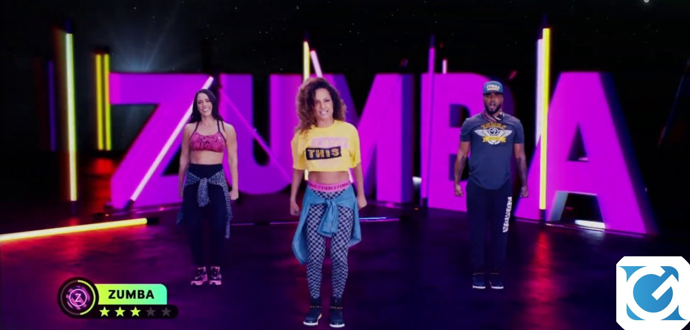 Zumba Burn it Up! è disponibile su Switch